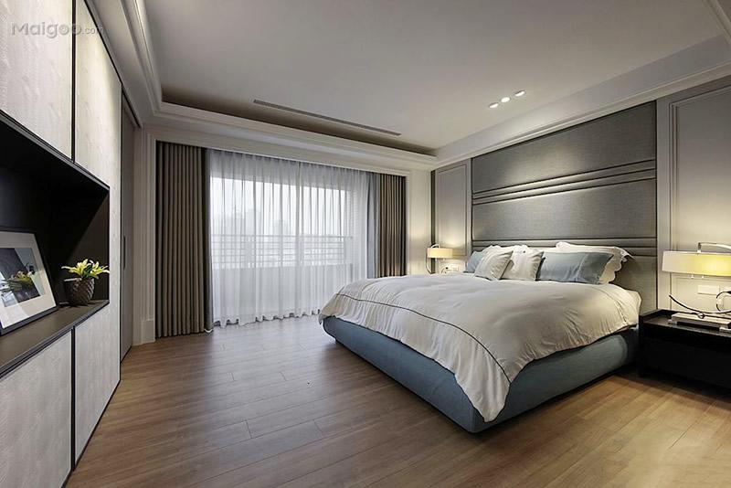 20平米卧室装修效果图 20平米卧室设计图欣赏图片