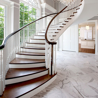 复式楼楼梯间设计效果图 复式楼梯装修效果图大全