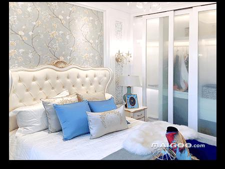 液体壁纸也称壁纸漆和墙艺涂料,是集壁纸和乳胶漆特点于一身的一种图片