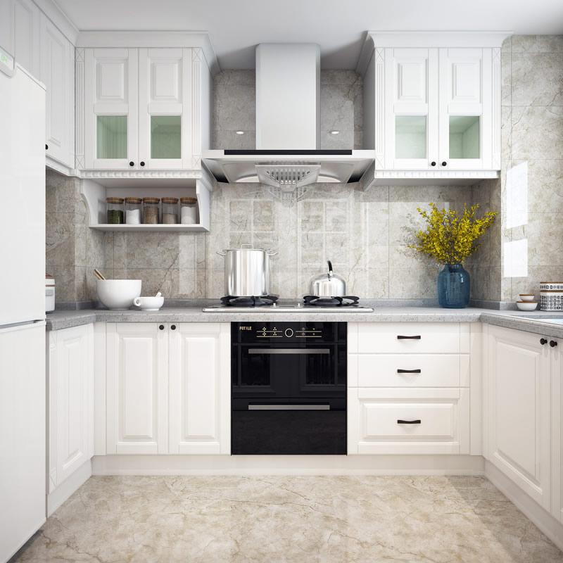 10平米厨房布置图片大全 大厨房的时尚装修布置→十大