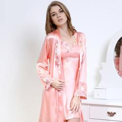 真丝睡衣,蚕丝睡衣,丝绸睡衣